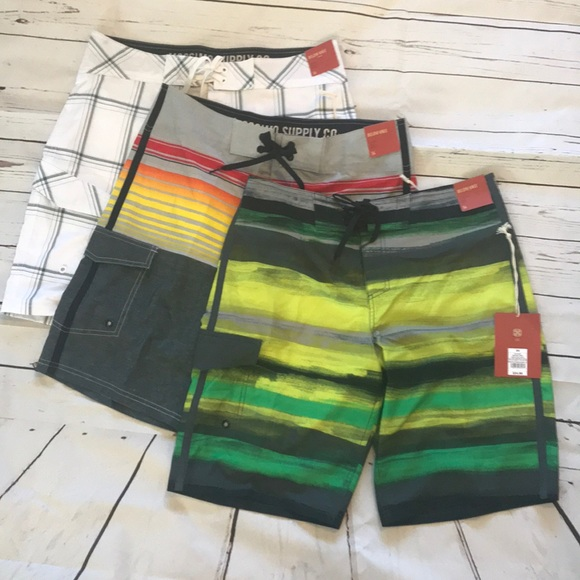 868bb510a9 Mossimo Supply Co. Swim | Mens Mossimo Trunks Bundle | Poshmark